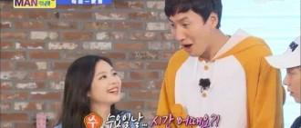 Blackpink Jennie三行詩再撩李光洙,與宋智孝上演女女吻?