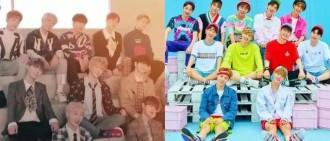 Wanna One最後一張專輯即將發行!寫真隊形竟與首張專輯一模一樣