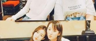 閔孝琳,和「陽光姐妹淘」成員們旅行認證照公開..5年的深厚友情