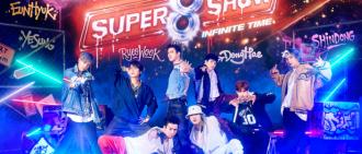 SJ今日舉辦SuperShow8演唱會 希澈缺席 首公開新曲舞台