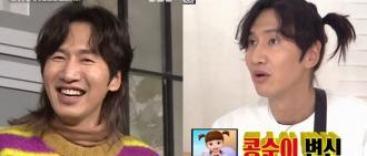 李光洙以新髮型現身《RM》 被劉在錫大改造惹網民爆笑
