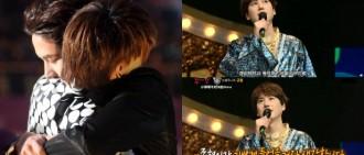 翻唱鐘鉉Solo圭賢淚灑舞台:哥有努力唱你聽到嗎?