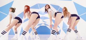 女IDOL TOP 10最性感美股