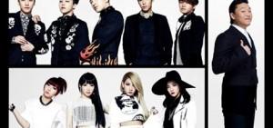YG家族演唱會移師台灣 PSY、BIG BANG、2NE1十月桃園開唱
