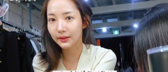「微笑女神」朴敏英開YouTube頻道大曬素顏 5日吸粉12萬