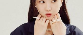 Apink孫娜恩拍品牌宣傳照 露臍短上衣秀螞蟻細腰
