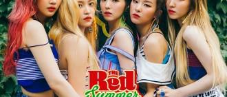 Red Velvet今晚發布新歌MV預告 全曲音源9日公開
