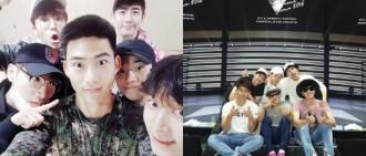 Nichkhun分享團體照賀2PM出道11年:人生最美好時光