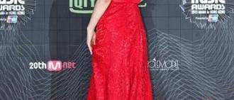 【投票結果】太妍當選'MAMA紅毯第一美'