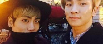 「沒有人忘記這一天」SHINee金鐘鉉28歲冥誕 隊友Key曬昔日合影緬懷