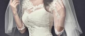 Narsha婚紗照公開 聖潔唯美動人