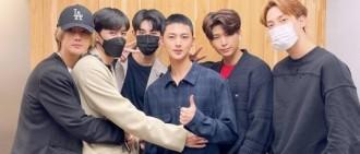 韓國男團VAV成員ACE今日參軍 作為陸軍現役士兵服役