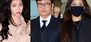 李秉憲勒索案告終 :李智妍-金多喜被判緩刑