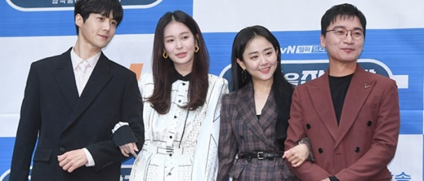 文瑾瑩時隔四年返小屏幕 tvN新劇《抓住幽靈》今日首播