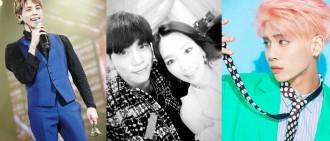 鐘鉉30歲冥壽SHINee官賬Po文 太妍貼合照懷念