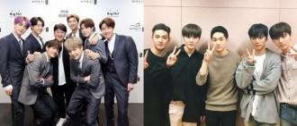 BTS與NU'EST或成同門?網傳BigHit將收購Pledis 官方稱未確定