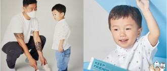 兩歲姜好接首個廣告代言 爸爸Gary做經理人無份上鏡