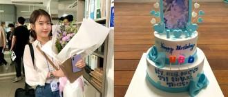 國民妹妹IU今日廿八牛一 生日企劃影片親揭新曲《Eight》特別含義