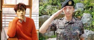 肺炎疫情蔓延韓軍 因應新政策2PM張祐榮在家退伍