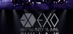 EXO將在日本舉行大型演唱會