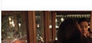 李秉憲、李珉廷用餐被偷拍 風雨後的浪漫約會吸睛