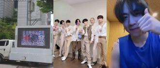 JYP打壓GOT7已成事實?投訴粉絲示威車 有謙直播莫名被下架