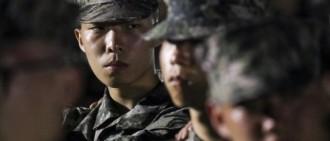 李燦赫海軍陸戰隊訓練照公開 男人味十足