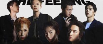 時代的眼淚!EXO回歸MV公開 張藝興吳世勛金鐘仁同框熱舞