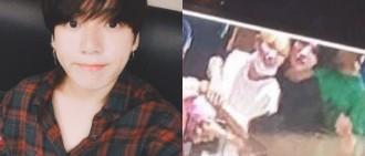 柾國休假與好友聚會CCTV片遭外洩 公司怒告涉事員工