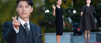 玄彬型爆西裝領總統表彰 金喜愛孔孝真全黑裙裝夠優雅