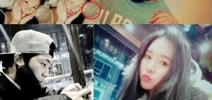 藝人INS再出禍端 Teen Top創造-GLAM智妍正在戀愛中?