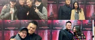 朴軫永年末演唱會新舊JYP家族成員齊現身嗨爆撐場