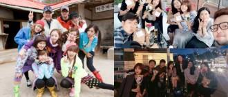《青春不敗》開播10周年 Sunny韓善伙「G7」成員久違重聚