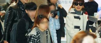 【機場時尚/照片】CNBLUE飛日本參加′FNC Kingdom′演唱會