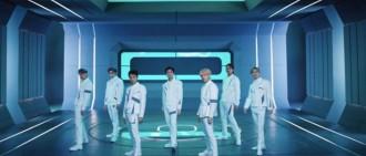 SuperM唱跳示範戴安全帶 SM娛樂x大韓航空推MV版創意安全指南