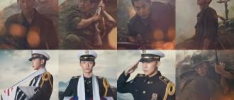 陣容鼎盛陸軍音樂劇《回歸》預告公開 主演全部都係人氣偶像