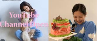 Jennie生日開通個人YouTube頻道 7個鐘破百萬訂閲新片逾6百萬觀看