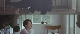 CNBLUE李正信神秘的高跟鞋 陷入沉思的美男子