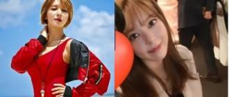 前AOA成員草娥神隱兩年終現身 留長髮超有氣質粉絲望能幸福