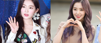 Irene自爆討厭紫髮醜到唔想照鏡 粉絲卻大讚造型超有仙氣