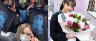 朴春劇透2NE1全員聚首錄音 或有望合體回歸粉絲超期待