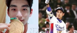 21歲南韓鮮肉棒球員「帥到可以直接出道」 高顏值連SM娛樂也關注!