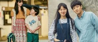 《山茶花》孔曉振姜河那金康勳將出席KBS演技大賞 一家三口齊齊整整