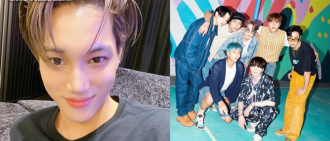 BTS成員橫掃男團成員品牌評價榜 EXO Kai成功奪得第三名