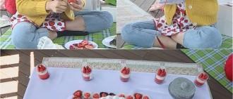 《我結》崔民勇過生日 張度妍準備「草莓宴」