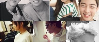 【韓星微博】EXO伯賢唱歌被堵嘴 李鍾碩見蟑螂差點兒被嚇暈
