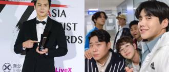金宣虎爆紅登演員品牌評價榜首 親自否認會退出《兩天一夜4》