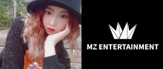 Minzy自立門戶做老闆 親自監督培訓新人