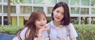 JYP美女演員挑戰女團夯曲 網民笑到放棄「只有表情是TWICE的C位」