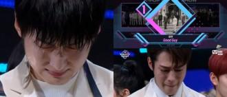 SF9出道3年首奪音樂節目一位 成員哭成淚人感謝粉絲一直陪伴